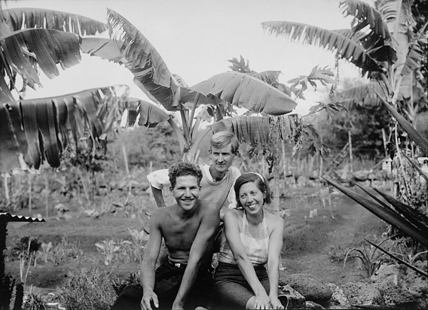 Review: 'The Galapagos Affair' unveils a wild time on the islands