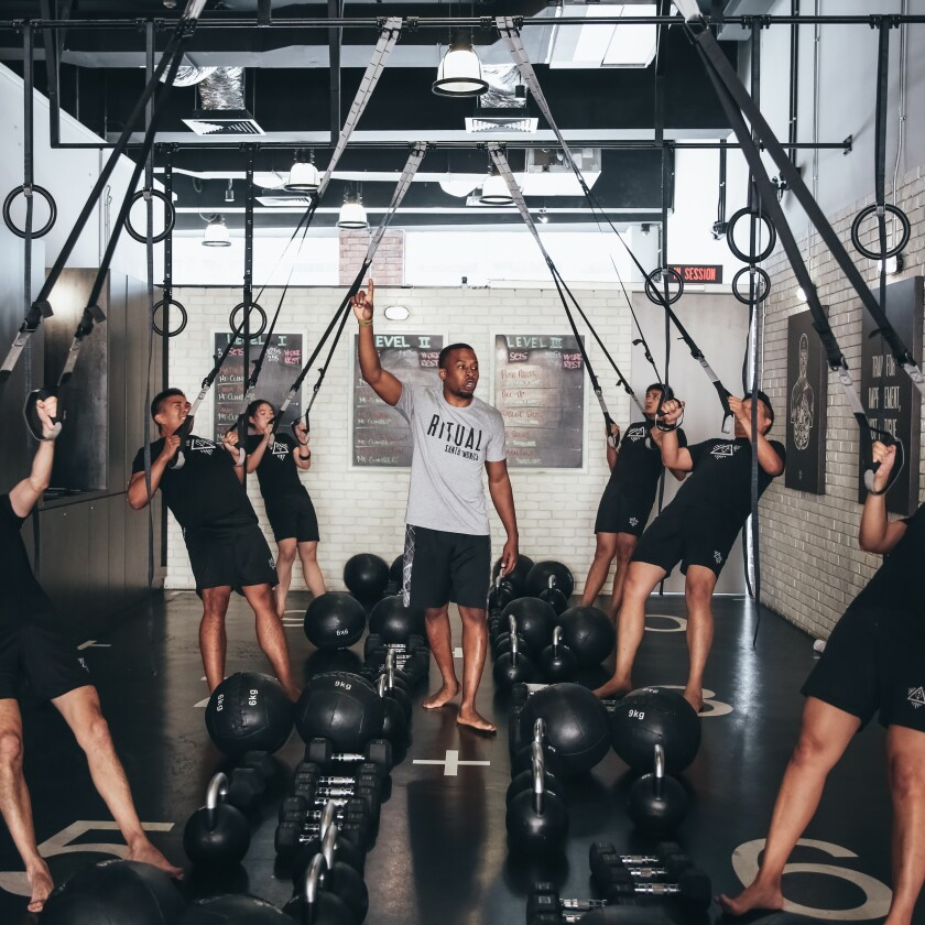 A Singapore-based gym with branches in South America, South Africa and Europe, is now making you sweat in Santa Monica.