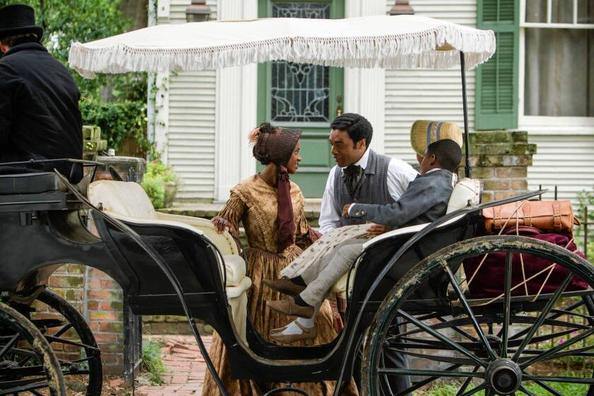 "Many reasons to see ""12 Years a Slave"""