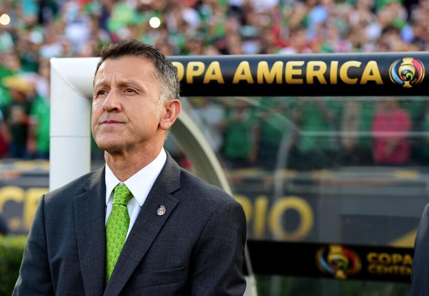 Osorio: estamos satisfechos con el resultado ante Jamaica.