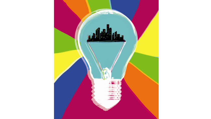 Bright ideas for better cities
