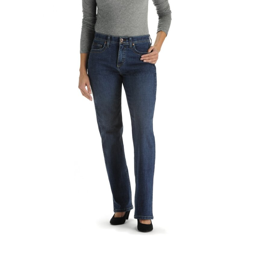 The straight-leg jean from Lee. 2011. Courtesy