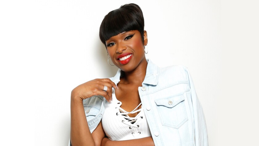 Jennifer Hudson has plans for a new life in Los Angeles -- and she's moving here today.