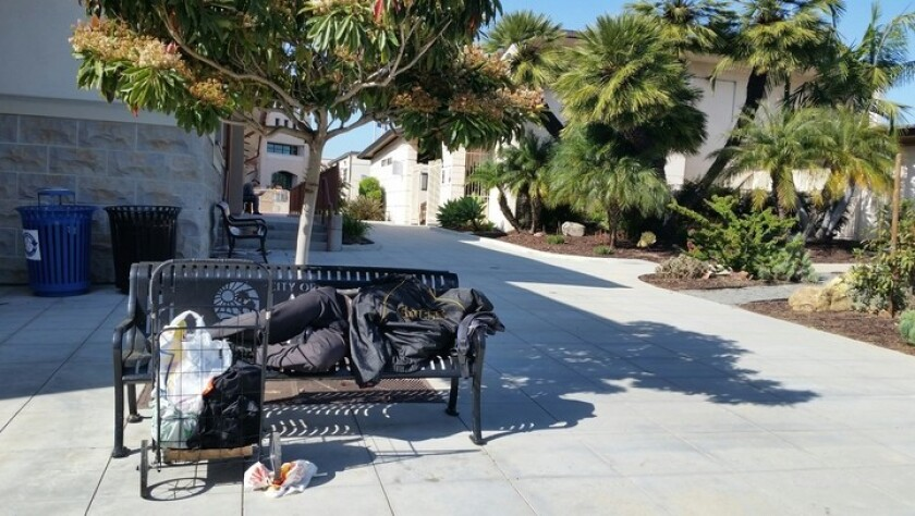 La Mesa residents want the city to better address its homeless issue.