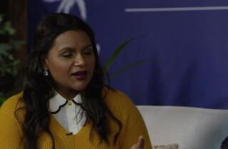 Mindy Kaling talks about her film 'Late Night'