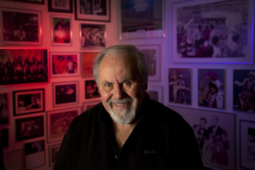 The finger of fate was never fickle to George Schlatter