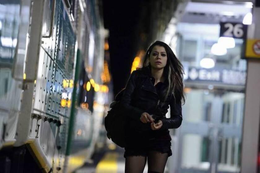 """Tatiana Maslany stars in """"Orphan Black."""""""