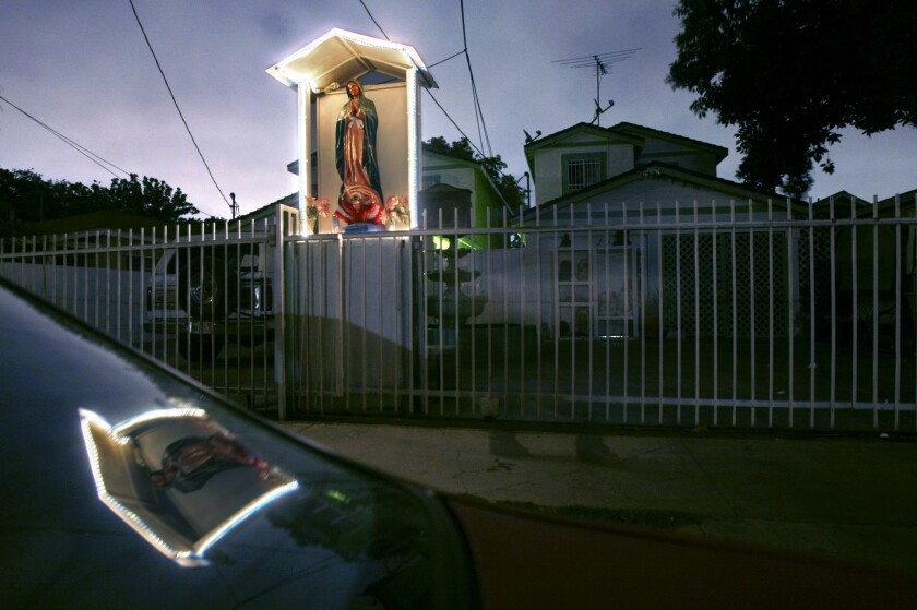 Mexico's Sinaloa drug cartel: A vast L A  web ships cocaine east