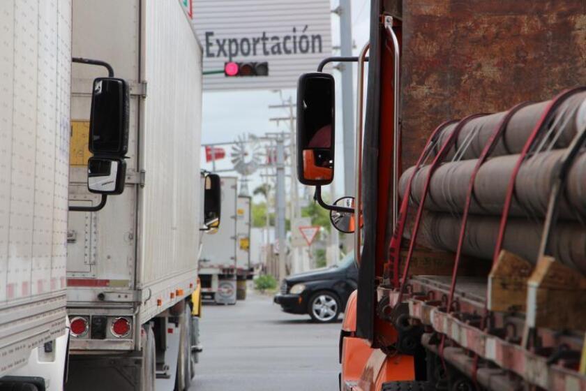México descarta una guerra comercial con EE.UU. por los nuevos aranceles