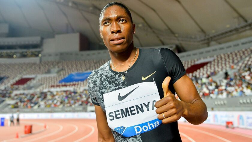 IAAF Diamond League 2019 in Doha, Qatar - 03 May 2019
