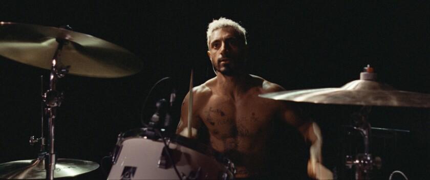 "Riz Ahmed as Ruben in ""Sound of Metal."""