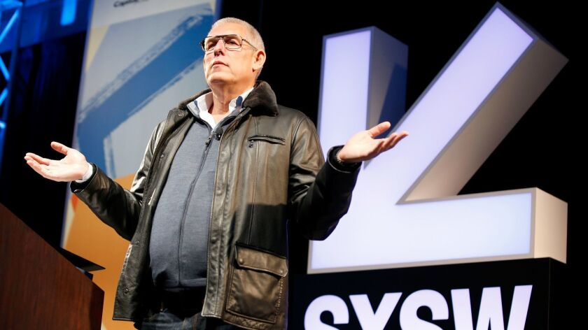 SXSW Music Keynote: Lyor Cohen - 2018 SXSW Conference and Festivals