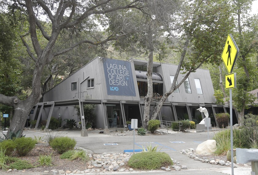 The Laguna College of Art and Design