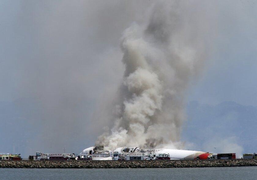 Facebook's Sheryl Sandberg planned to be on crashed Asiana flight