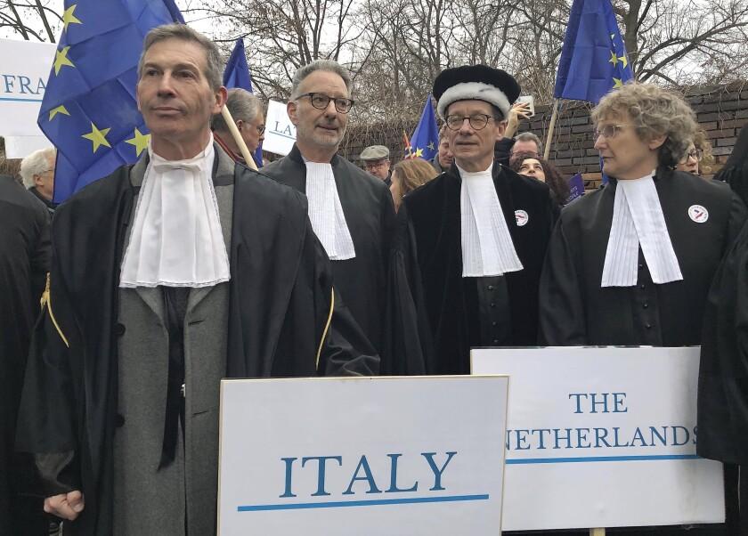 Poland European Judges