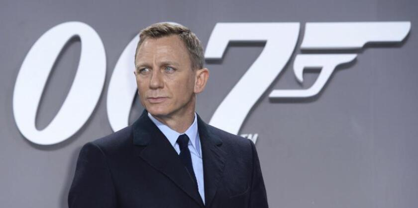 "La próxima película de James Bond se titulará ""No Time To Die"""