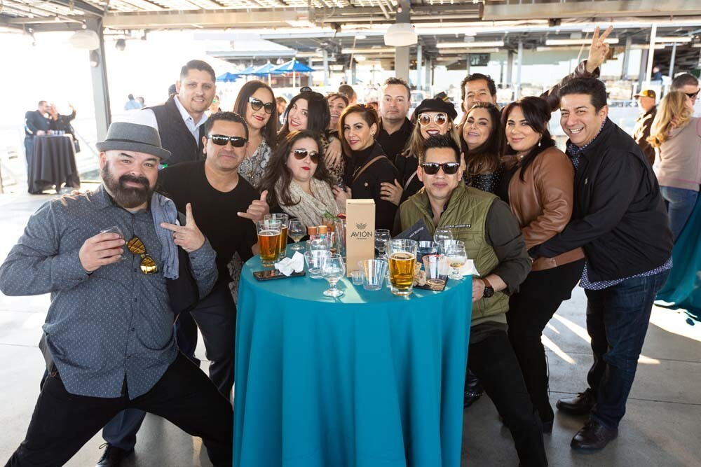 The good times — and the tequila — flowed at Coasterra's Tequila Fest on Saturday, Feb. 23, 2019.