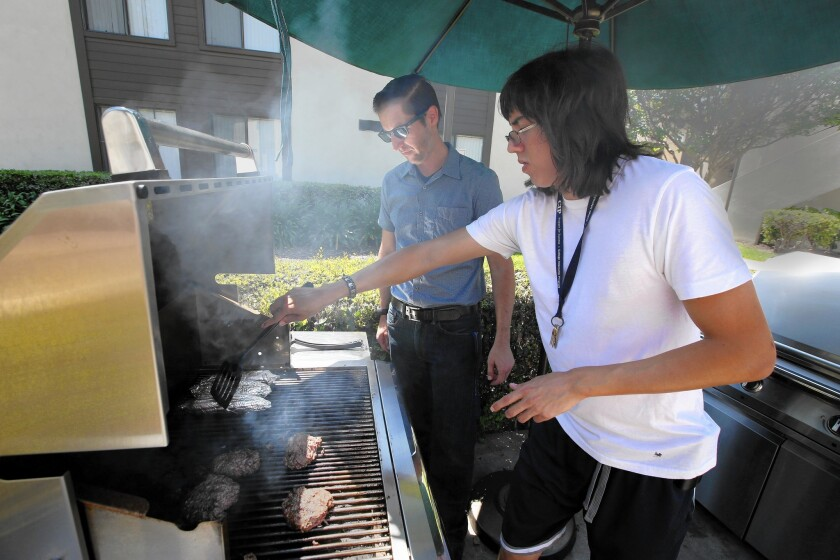 Long Beach program helps young autistic adults