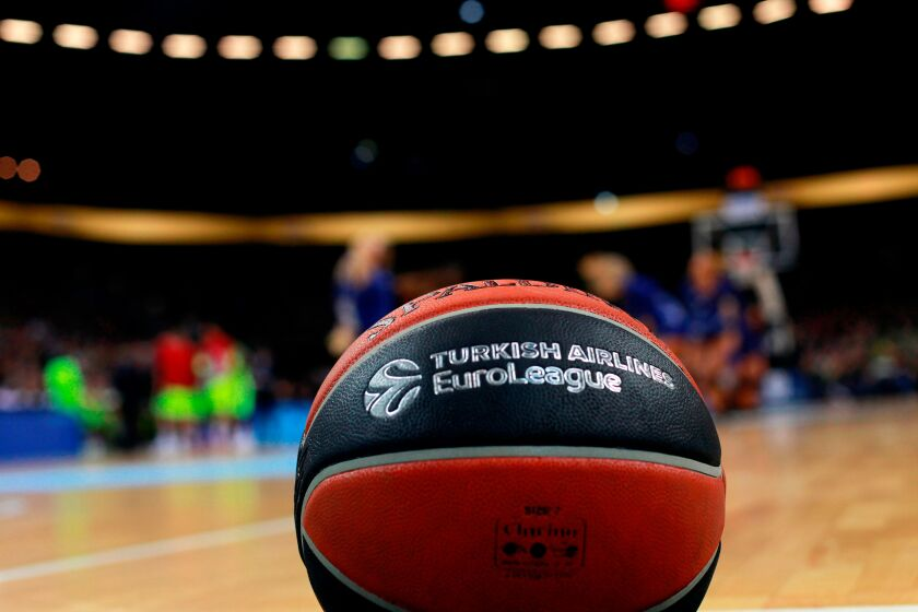 The 2019-20 Euroleague and Eurocup basketball seasons have been canceled.