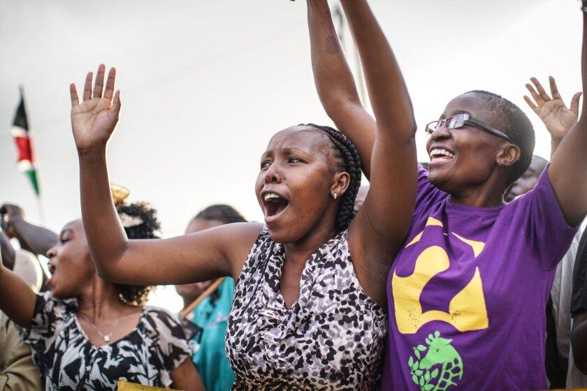 Kenya welcomes Pope Francis
