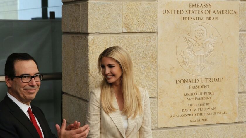 Ivanka Trump, Steve Mnuchin