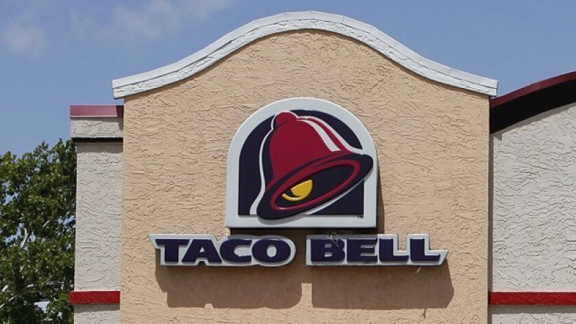 Taco Bell said it discovered traces of horse meat in its beef in the U.K.