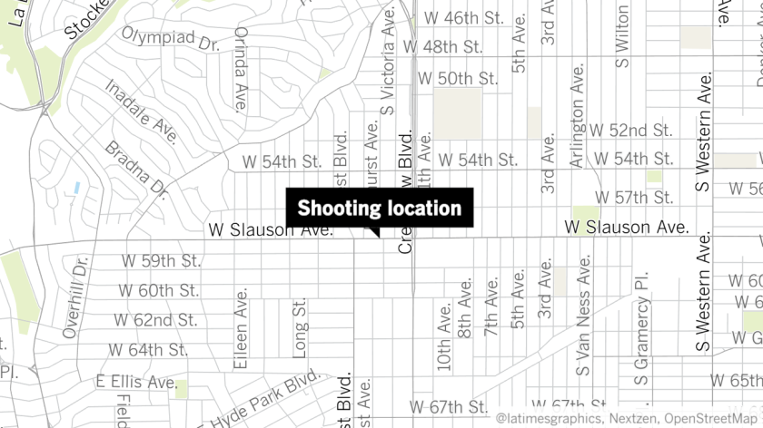 Man in critical condition after shooting in Hyde Park
