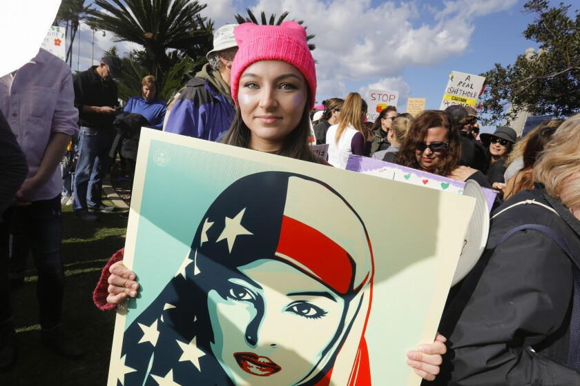 Women's March San Diego