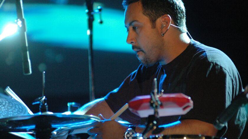 MUSIC---Antonio Sanchez. No credit given. www.dogandponyindustries.com/epk/antoniosanchez Gille Amar