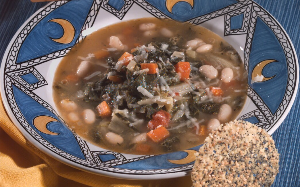 Hearty Bean and Kale Soup