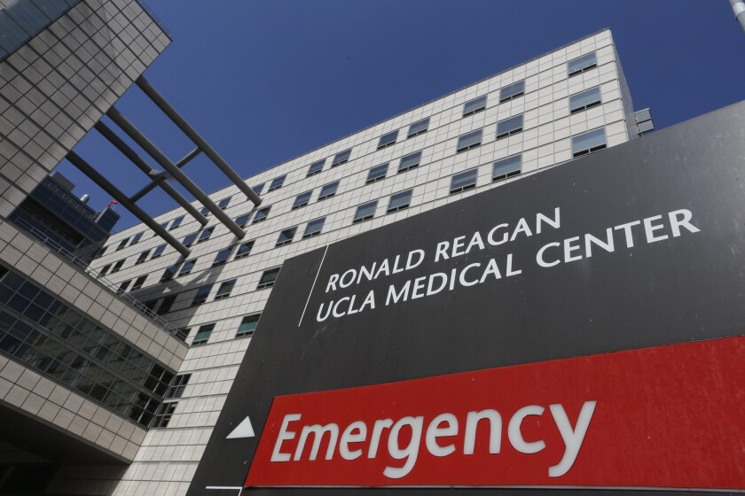 The FDA convened the advisory panel as part of its continuing response to duodenoscope-related infections at several U.S. hospitals, including UCLA's Ronald Reagan Medical Center.