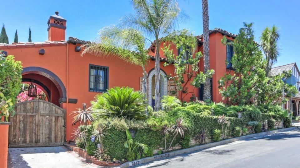Ali Landry's Los Feliz Home | Hot Property