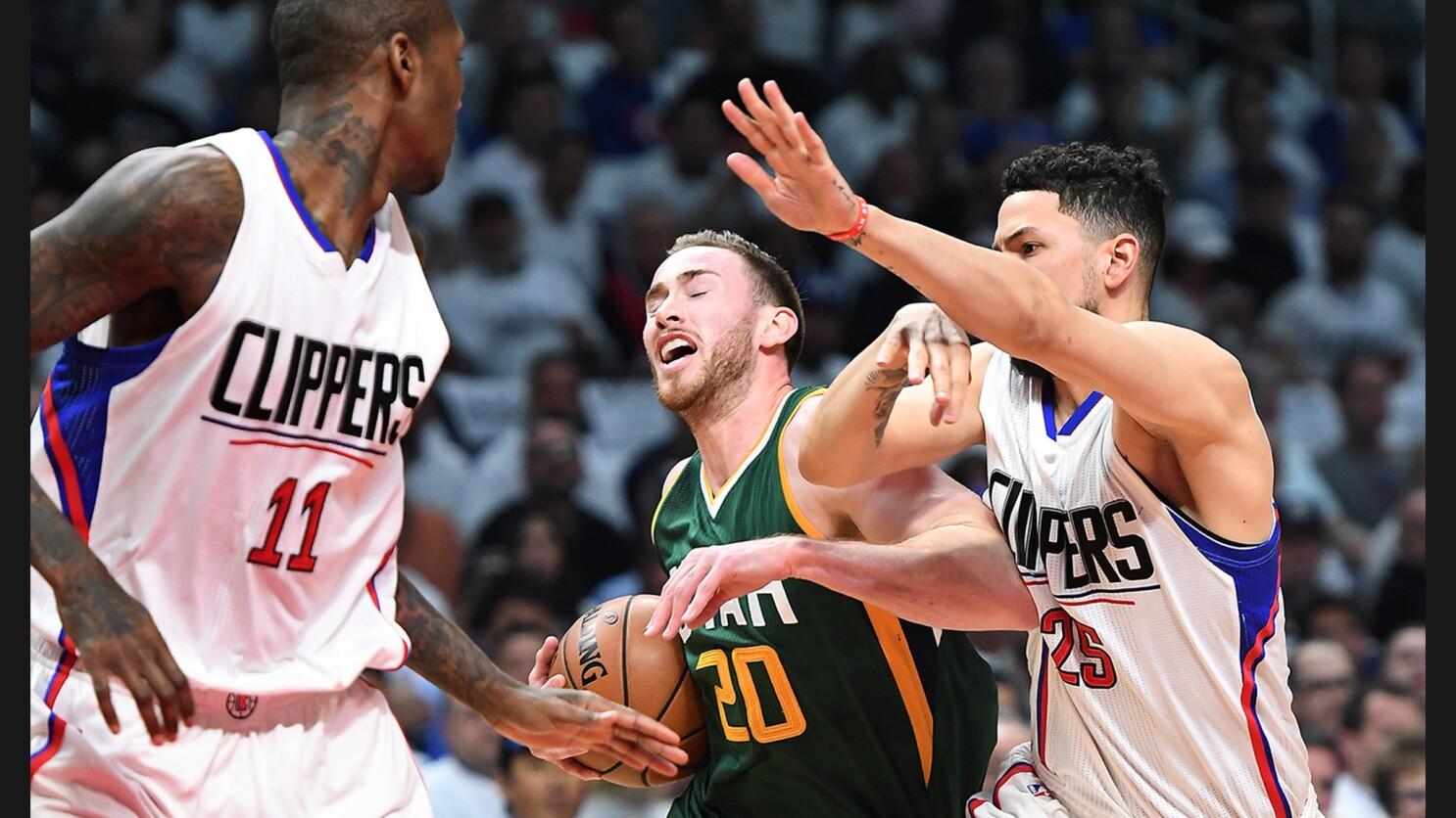 Nba Free Agency Forward Gordon Hayward Will Join The Boston Celtics Los Angeles Times