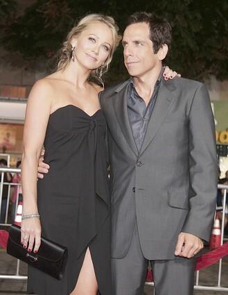 Ben Stiller, Christine Taylor