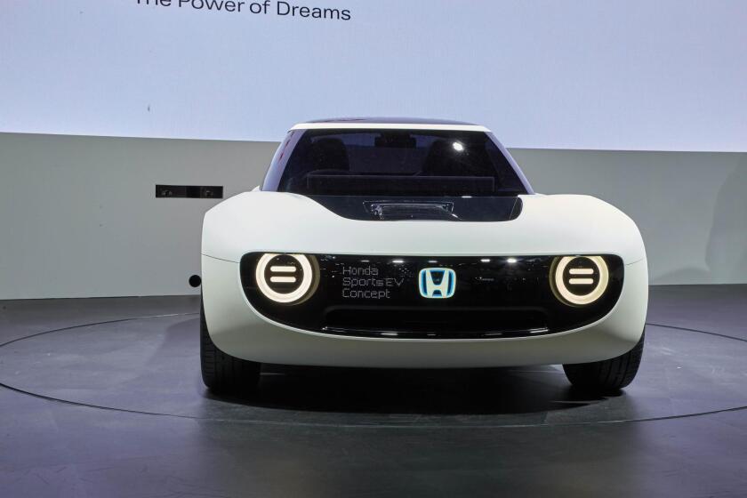Honda Urban EV, Sports EV.