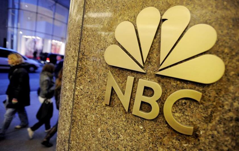El estudio de televisión del canal 13, WNYT, una filial de NBC en el condado de Albany, al norte del estado de Nueva York (EE.UU.), fue desalojado hoy por una amenaza de bomba. EFE/Archivo