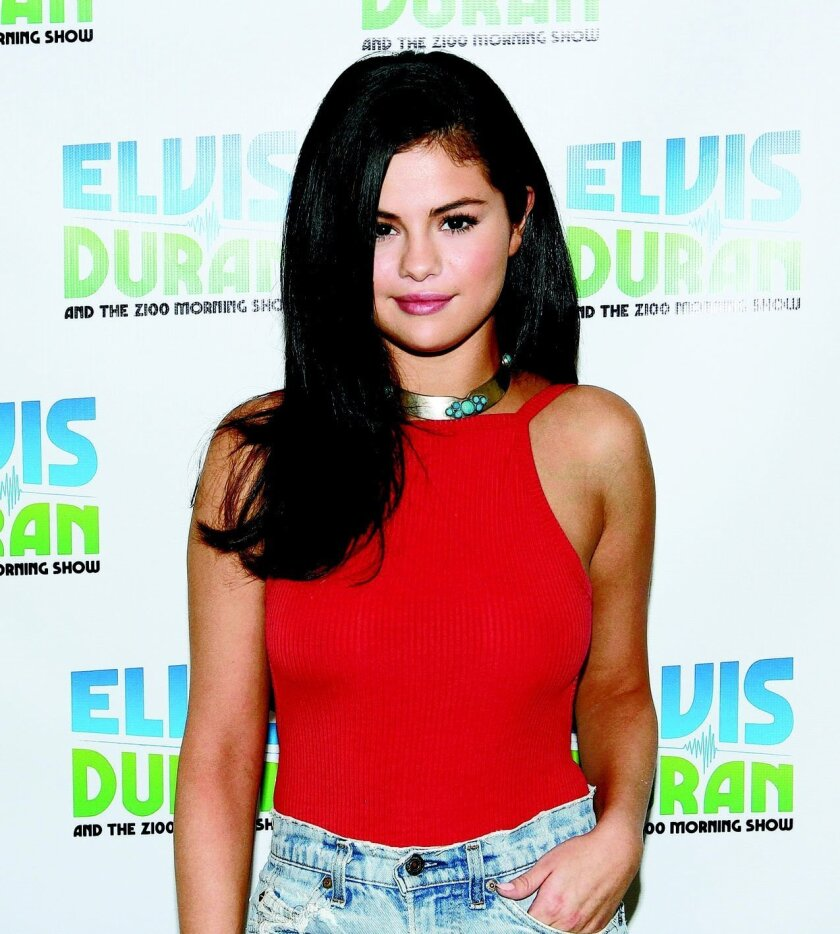 Selena Gómez. Getty Images