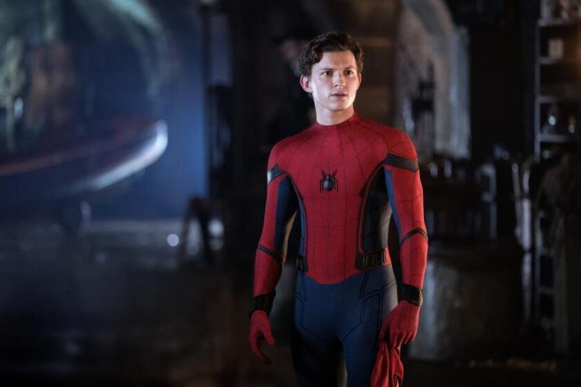 """""""Spider-Man: Far from Home"""", un superhéroe con poca competencia en los cines"""