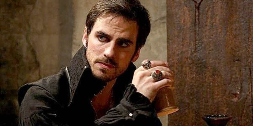 Once Upon a Time' recap: Captain Hook and how he got that way - Los Angeles  Times
