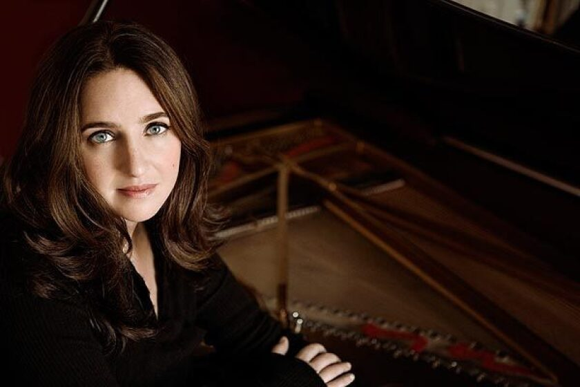 Pianist Simone Dinnerstein joins cellist Matt Haimovitz at the Wallis for works by Beethoven and Philip Glass.