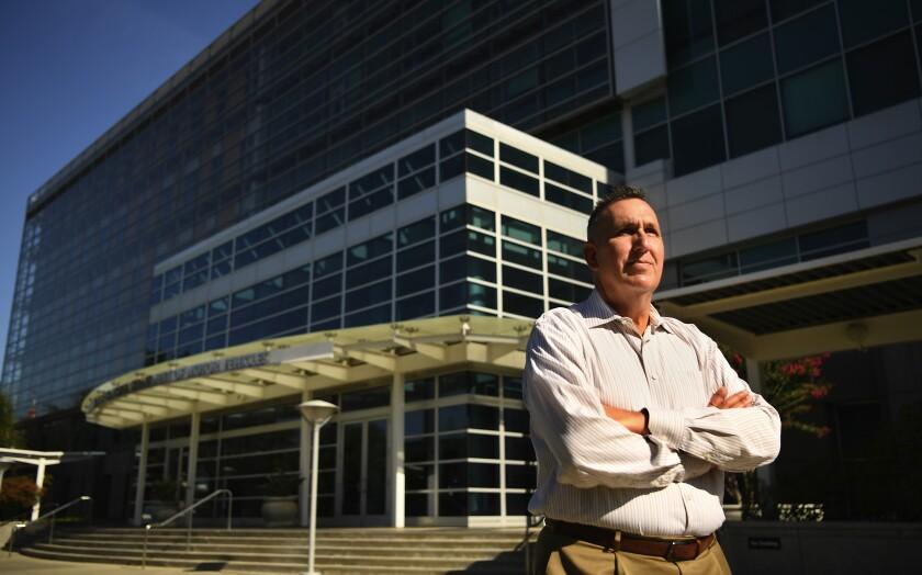 California Department of Motor Vehicles Director Steve Gordon
