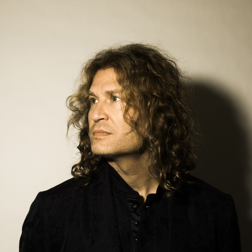 Dave Keuning, the co-founder of the rock band The Killers