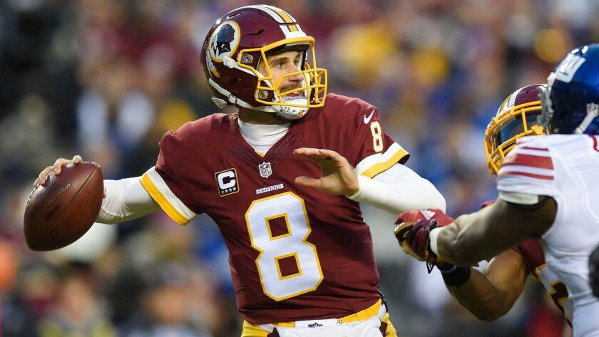 finest selection 0ce4a 8f328 NFL moves: Browns release RG3, Redskins sign Kirk Cousins ...