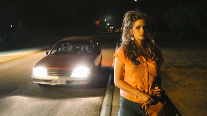 """Ashleigh Cummings in """"Hounds of Love"""""""