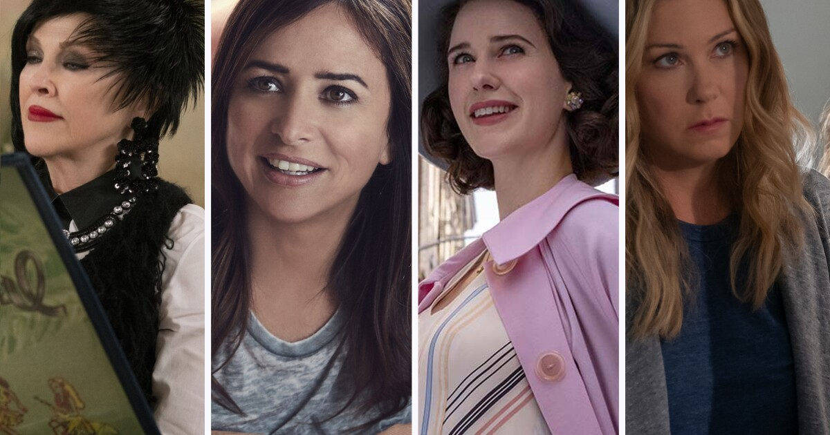 The Buzzmeter ranks exciting Emmy contenders