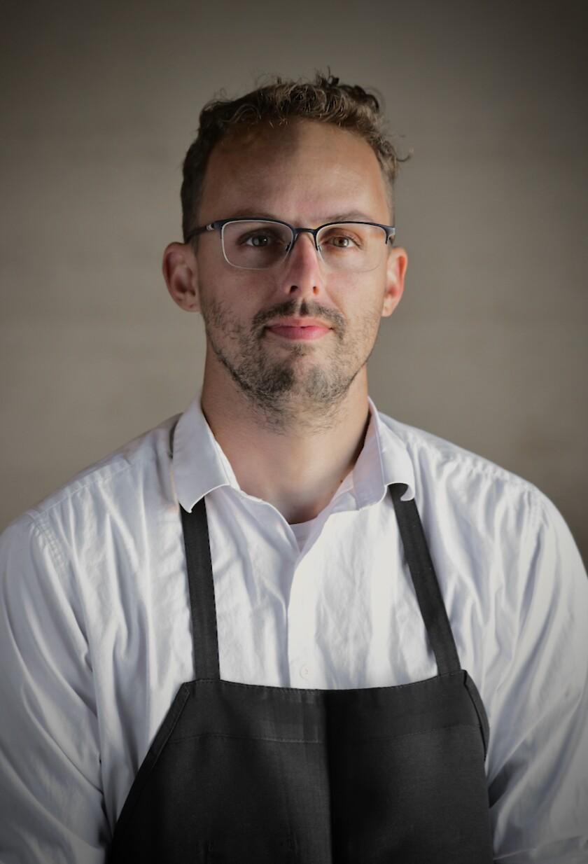 Matsu chef/owner William Eick of Oceanside.