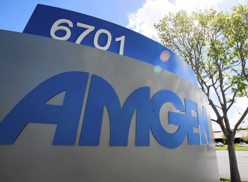 Biotech giant Amgen Inc. said it would cut up to 2,900 employees and close facilities in Washington state and Colorado, as the Thousand Oaks company moved to rein in costs and focus on new drugs.