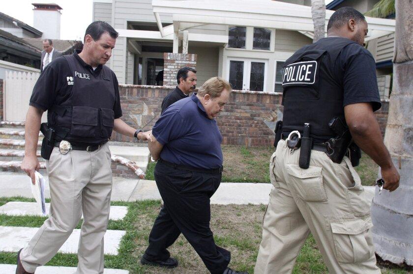 Bell arrests