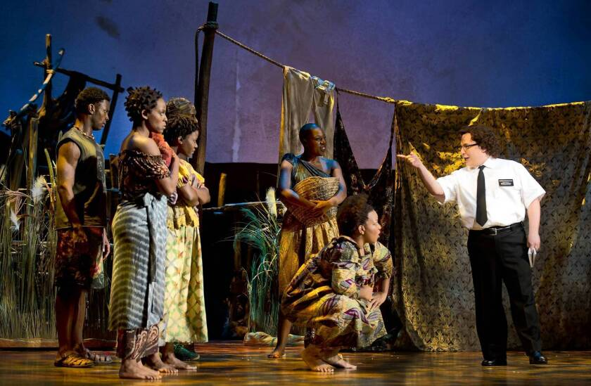 How do followers feel about 'Book of Mormon's' popularity?
