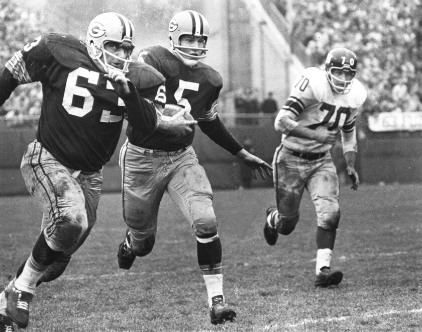 Fuzzy Thurston and Paul Hornung